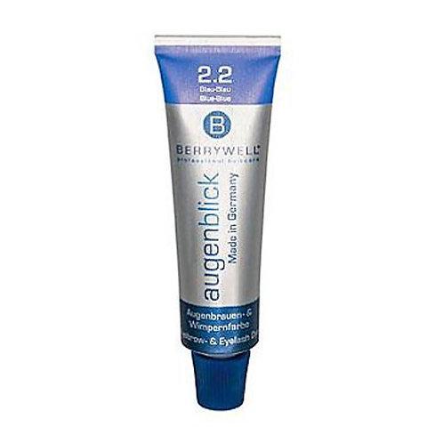 Berrywell eyelash eyebrow tint 2.2 - Blue