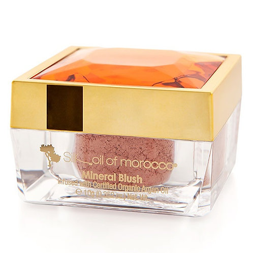 SILK OIL OF MOROCCO Blush - Coral