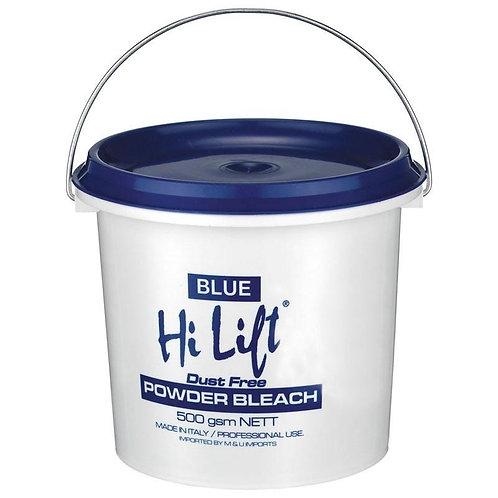 Hi Lift Dust Free Powder Bleach Blue 500g