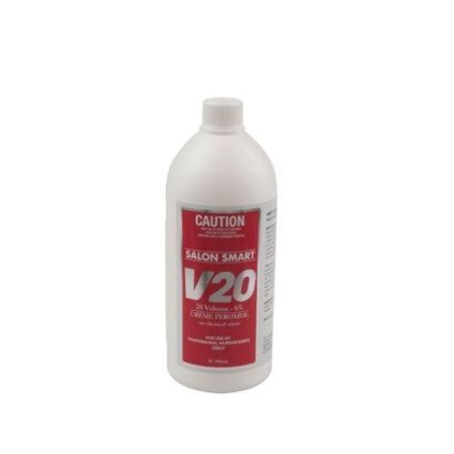 Salon Smart Creme Peroxide 990mL 20 Vol 6%