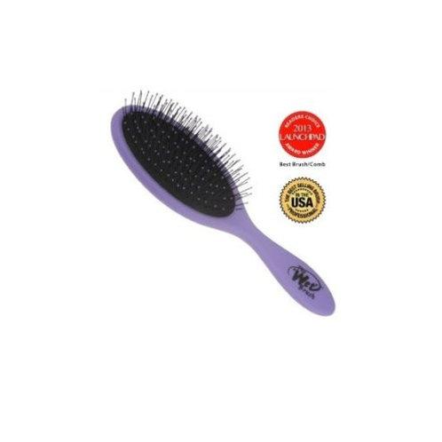 The wet brush - Purple