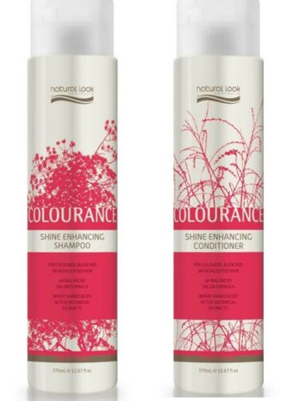 Natural Look Colourance Shampoo & Conditioner