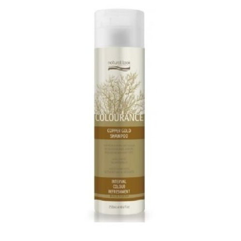 Natural Look Copper Gold Shampoo 250ml