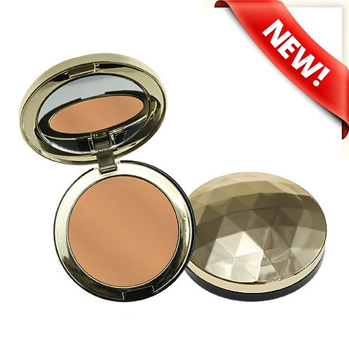 Silk Oil of Morocco Compact Foundation - Tan