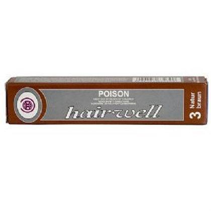 Hairwell Eyelash/Eyebrow Tint - 3  Brown