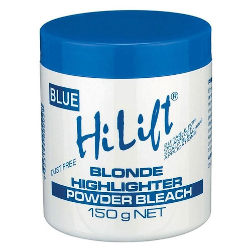 Hi-Lift Blonde Highlighter Powder Bleach Blue 150g
