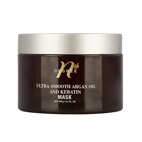 Nth Degree Ultra-Smooth Argan Oil and Keratin Mask