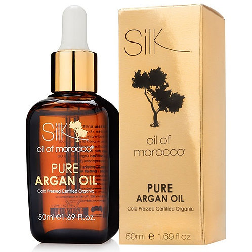 Silk Oil of Morocco Pure Argan Oil 50ml