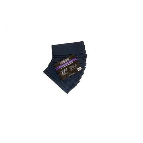 SALON SMART TOWELS - 12pk. Black. 40cm x 80cm