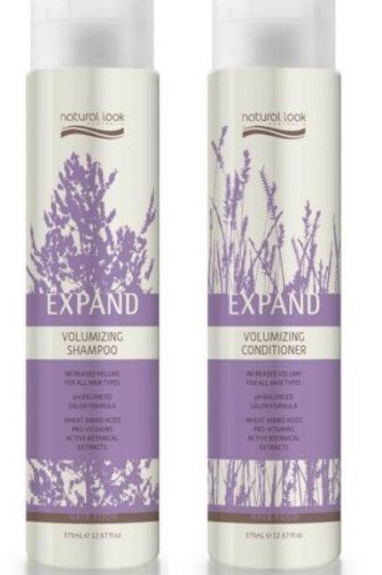 Natural Look Volumizing Shampoo & Conditioner