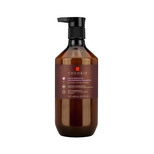 Theorie Helichrysum Nourishing Hair Shampoo 400ml