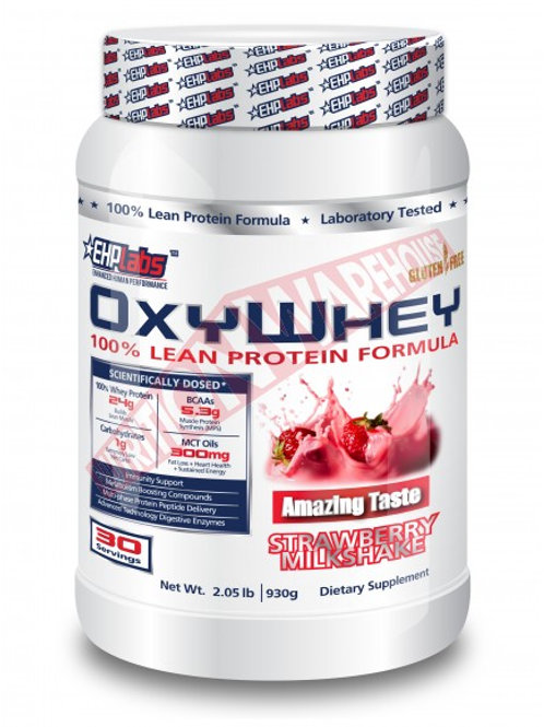 OxyWhey Lean Protein Delicious Chocolate 30 serves