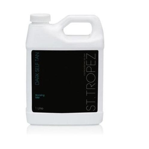 St Tropez Sensitive Spray tanning solution Dark