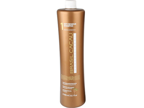 Brasil Cacau Keratin Anti Residue Shampoo 1 980ml