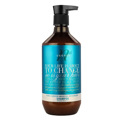 Nth Degree Ultra-Smooth Argan Oil Shampoo