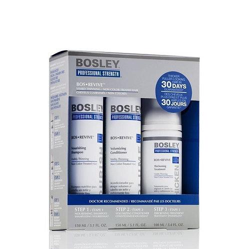 BosRevive Starter Pack For Non Color-Treated Hair