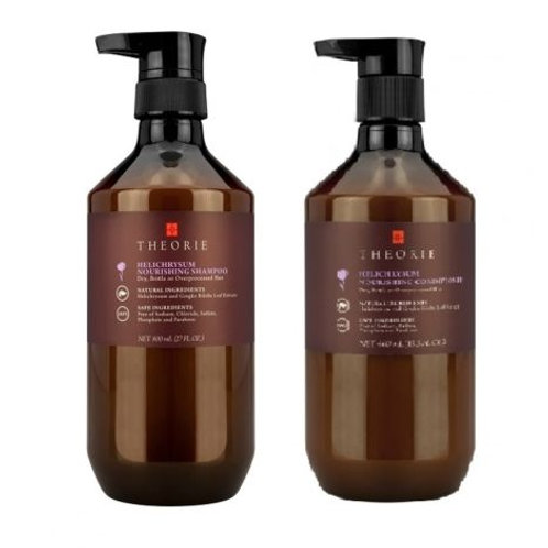 Theorie Helichrysum Shampoo & Conditioner 800ml