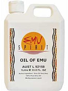 AUSTRALIA EMU SPIRIT 100% PURE OIL 1L