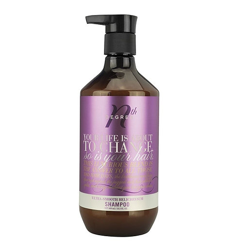 Nth Degree Ultra Smooth Helichrysum Shampoo 400ml