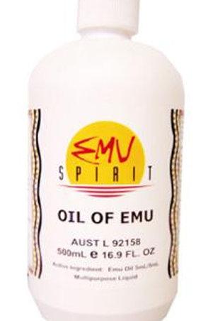 AUSTRALIA EMU SPIRIT 100% PURE OIL 500ml