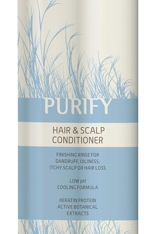 Natural Look Purify Hair & Scalp Conditioner 1L