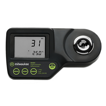 Milwaukee MA887 Digital Salinity Refractometer