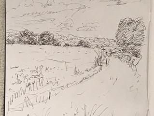 5 minute landscapes