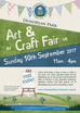 Meet me at my first art fair!