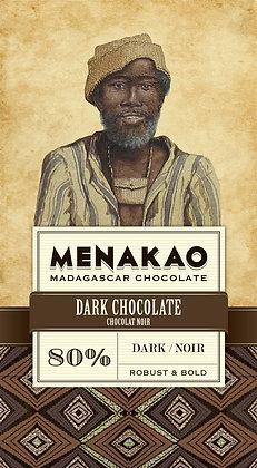 CHOCOLAT NOIR (80% CACAO MIN)