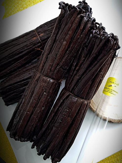 Vanille Bourbon de Madagascar - Noire TK - Grandes Gousses