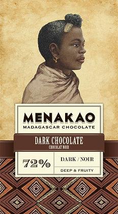 CHOCOLAT NOIR (72% CACAO MIN)