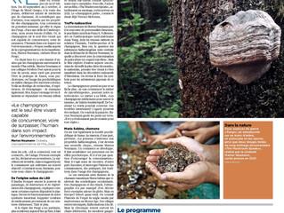 sporulation dans la Tribune de Geneve