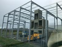 Cage d'ascenseur 3 niveaux