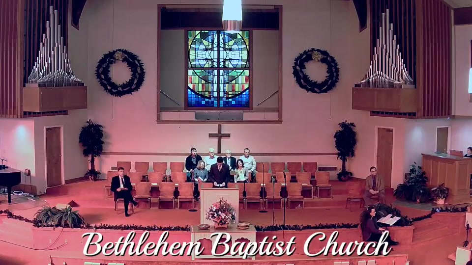 Bethlehem Baptist Church - Jan 7, 2018