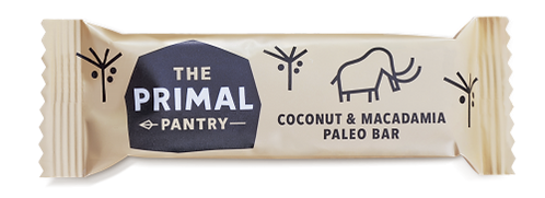 "The Primal Pantry ""Coconut & Macadamia """