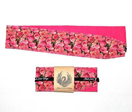 Wrap tissu Roses n°2