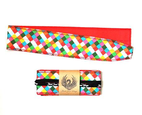 Wrap tissu Carnaval