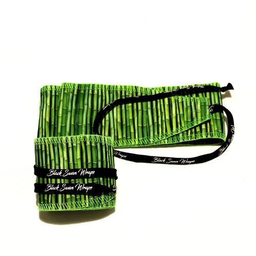 Wrap tissu Bambou
