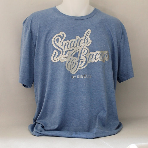 T-Shirt Homme Snatch and Bacon