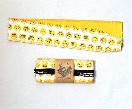 Wrap tissu Smiley