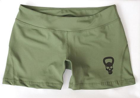 "Booty Short RSBells ""Vert Militaire """