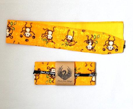 Wrap tissu Petits Singes