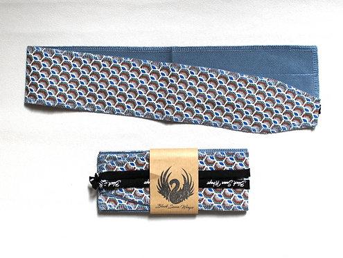 Wrap tissu Écailles couleurs