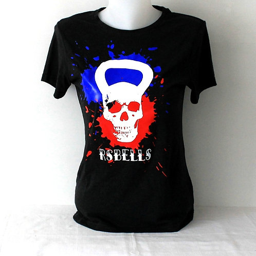 T-shirt Femme RSBells Tricolore