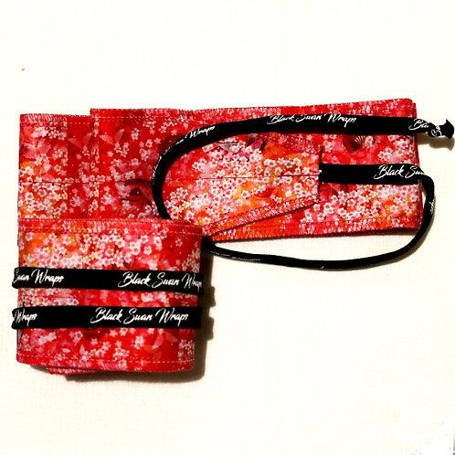 Wrap tissu Japon 1