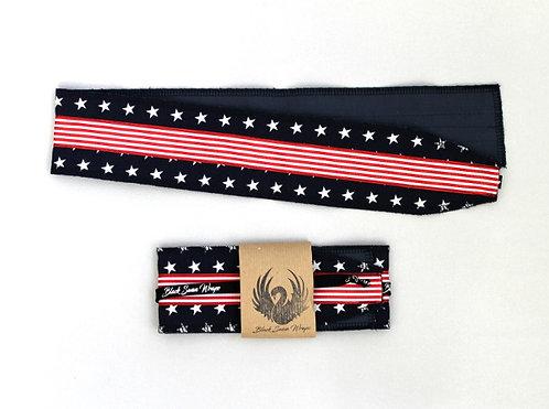 Wrap tissu USA 2