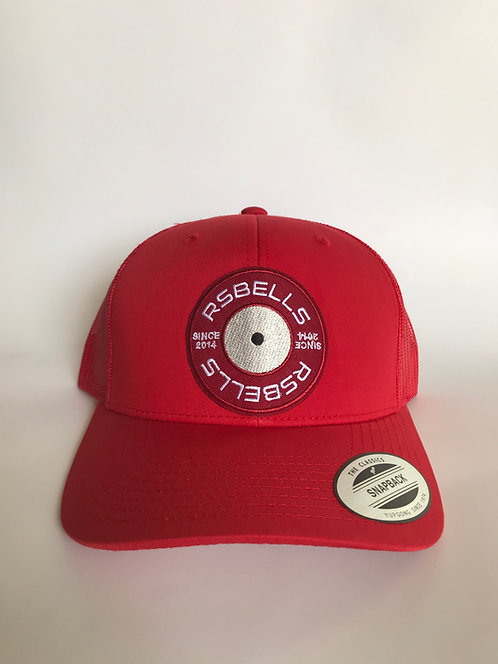 Retro Trucker Rouge