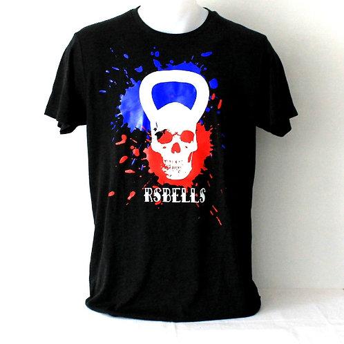 T-shirt Homme RSBells tricolore