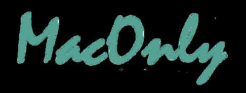 macOnly logo