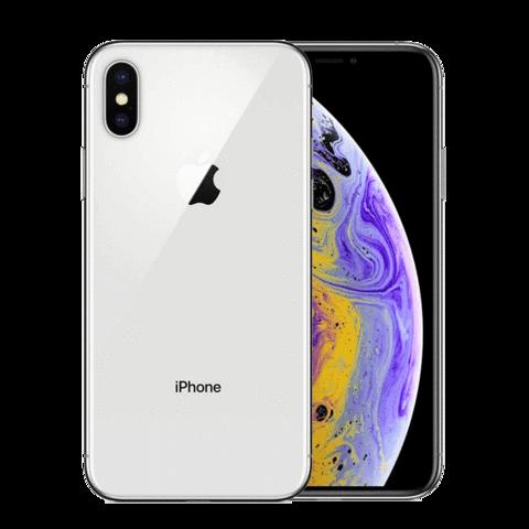 Apple iPhone XS, 256GB - Silver (Renewed)